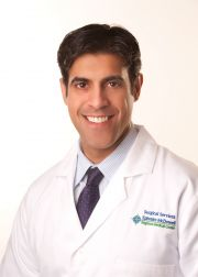 Anjum Bux, MD -- Chief of Anesthesia and Director of Chronic Pain Management
