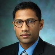 Eellan Sivanesan, MD--Assistant Professor and Director of Neuromodulation